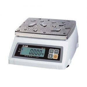 Cantar electronic de verificare CAS SW 15/30 KG