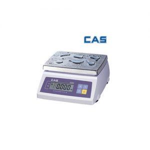 Cantar electronic de verificare CAS SW 4/10 KG