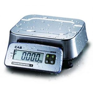 Cantar de verificare cu protectie IP69 CAS FW500-6C