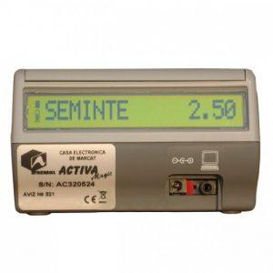 Casa de marcat Activa Magic (2 role) cu acumulator Li-ion SE