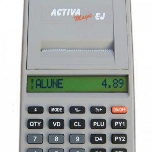 Casa de marcat Activa Magic EJ cu acumulator Ni-Mh